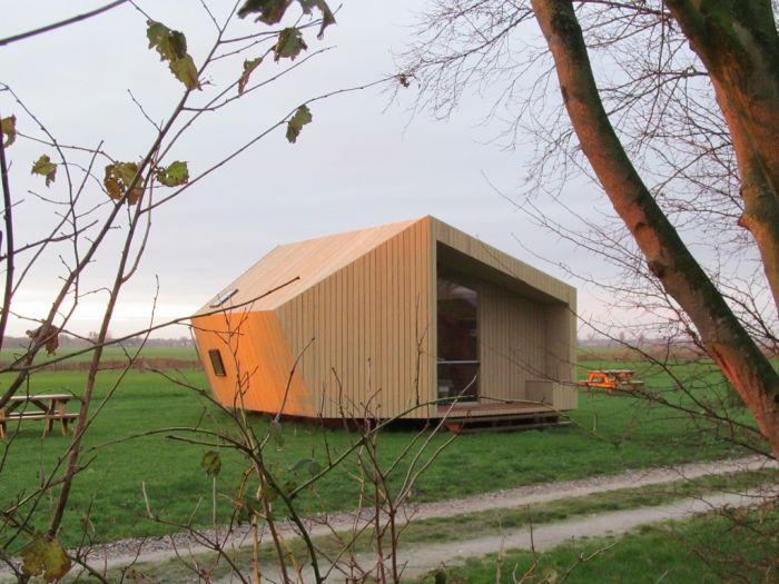it Dreamlân, overnachten in puur Friesland